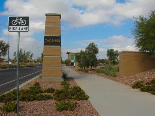 Cadence Las Vegas master planned communities