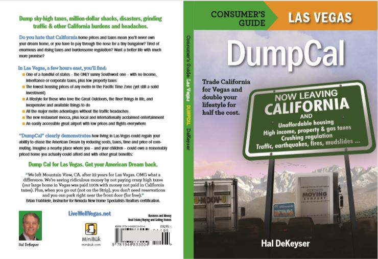 Front and back, DumpCal Book